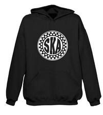 Ska Sudadera Con Capucha - 2 tonos cabeza rapada las ofertas especiales MOD SCOOTER MADNESS Camiseta-Talla S-XXL
