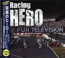 Densetsu no Hero - Fuji TV F1 Grand Prix Bangumi Shiyokyoku - Japan CD - NEW
