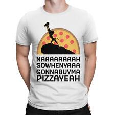 The Lion King Baaa Sowenya Pizza Funny T-Shirt, Disney Simba Tee