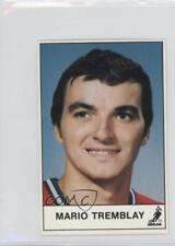 1983-84 ESSO Hockey Stars TV Cash Game No Tab #MATR Mario Tremblay Card