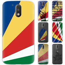 dessana Seychellen TPU Silikon Schutz Hülle Case Handy Tasche Cover für Motorola