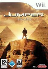 Jumper-Griffin 's Story-Nintendo Wii-sólo usado CD