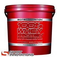 (17,80€/1kg) Scitec Nutrition 100% Whey Protein Professional 5kg Eiweiß 5000g