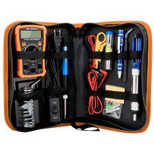 14PC Soldering Iron Kit Electronic Adjustable Temperature Welding Soldering Set?