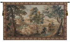 Verdure aux Oiseaux Belgian Woven Decor Wall Hanging Tapestry