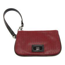 3062U mini pochette donna portatessere GEOX bordeaux mini handbag woman
