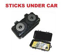 MAGNETIC CAR VAN BIKE STASH SAFE LOCK KEY BOX HIDDEN STORAGE SECRET HOME CASH UK