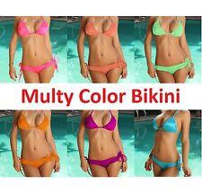 Bikini Girl/Lady Women Beach Set Swimsuit Bathing Suit Swimwear -S6 M8 L10 XL UK
