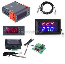 W1209WK 90~250V 10A Temperature Controller Sensor Thermostat 10K 1% 3950 Probe