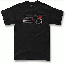 T-Shirt for bmw e46 m3 fans 320 323 325 tshirt + langarm + Hoodie