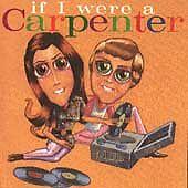 If I Were a Carpenter [A&M] by Various Artists (CD, Sep-1994, A&M (USA))