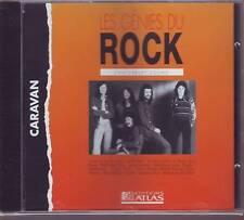 CARAVAN canterbury sound (CD)  (les genies du rock editions atlas)