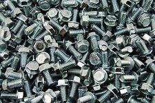 (500) Hex Washer Head 1/4-20 x 1/2 Machine Screws IHW