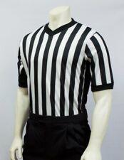 "Smitty | Bks-209 | 1"" Stripe | 3"" Side Panel | Elite Basketball Officials Shirt"