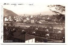 A Bird's Eye View of Ruzomberok Slovakia RPPC