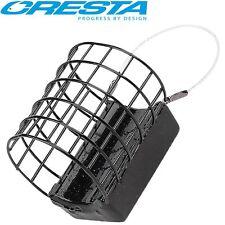 Cresta Cage Feeder XL 3,5x4,2cm - Futterkorb zum Feederangeln, Feederkorb