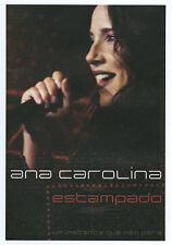 Ana Carolina: Estampado - Um Instante Que Nao Para by Ana Carolina