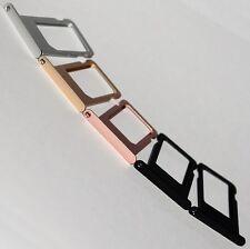 iPhone 7 Plus SIM-Halter Nano Silber Gold Roségold Schwarz Diamantschwarz tray
