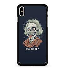 E = MC2 ALGEBRA equazione matematica Albert Einstein Logic 2D TELEPHONO CASE COVER