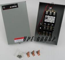 NEW GE Magnetic Motor Starter 50amp 10hp 1ph 230v for compressor