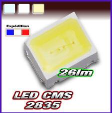118# LED SMD 2835 cool white , white, warm white  10 --> 250pcs