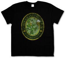 O 'hooligan irish pub Vintage T-SHIRT-Ireland Irlanda Belfast Dublino Beer maglietta
