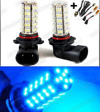 9005 Blue LED bulbs w/ Decoder Wiring for High Beam / Daytime Running Lights