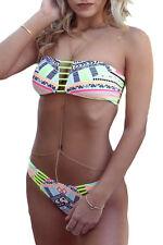 Bikini donna casual costume donna mare costume da bagno casual bikini fascia