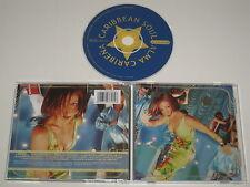 GLORIA ESTEFAN/CARÍBICO SOUL(ALMA CARIBENA/EPIC 497617 2) CD ÁLBUM