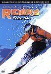 DVD Warren Miller's 3 Disc Snowriders 1 2 Freeriders Riders Collection NEW