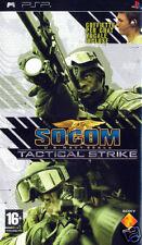 Videogame SOCOM,U.S. Navy Seals:Tactical Strike+Headset