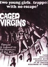 Vierges et vampires Jean Rollin Horror movie poster print 2