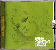 MINA CD CANTA O BRASIL Made in Italy 2001 STAMPA ITALIANA