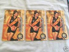 AFL GREETING CARDS - WAYNE CAMPBELL, RICHMOND TIGERS