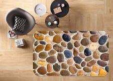 3D Lovely Stone Road 843 Non Slip Rug Mat Room Mat Round Elegant Photo Carpet CA