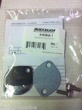 OEM MerCruiser Bravo 1 2 3 Gimbal Block Off Plate Gasket Kit 818304A1 8M0095447