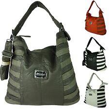 Shopper Susan große Damen Tasche Schultertasche, Schultasche, Shopper bag KM1576