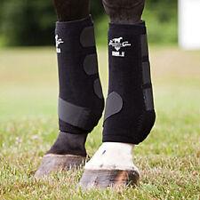 Professionals Choice SMB II Horse Medicine Boots Black Med Tack
