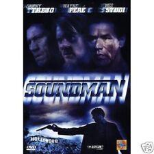 SOUNDMAN - Danny Trejo, Wayne Peré (DVD) *NEU OVP*