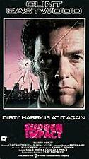 Sudden Impact (VHS, 1990)