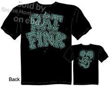Rat Fink Head T Shirt Ed Roth Clothing Big Daddy Apparel Tee M L XL 2XL 3XL