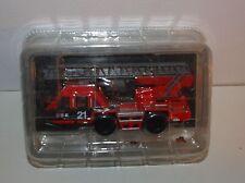 Del prado  camion pompier Japon Morita super gyro MLEX 30 neuf  en blister 1/64