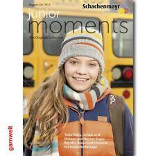Schachenmayr Revista 010 Junior Moments Libro de punto con Patrones para punto