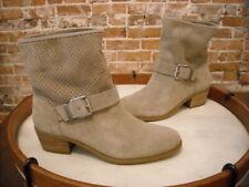 Bed Stu Women's Glaye Tan Rustic/White Boot 6M