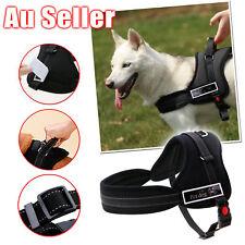 Control Large Dog Pulling Harness Adjustable Support Comfy Pet Pitbull Training