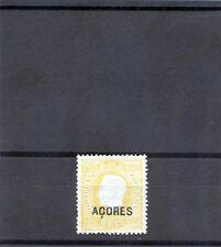 AZORES Sc 36(SG57)(MI 30IIC)*VF LH $550