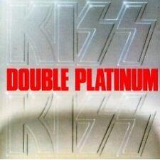 KISS - Double Platinum (Original Casablanca CD, 824 155 2 M-1)