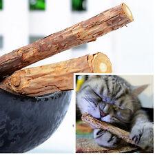New listing 2/4/10x Cat-Kitten Chew Stick Treat Toy Natural Matatabi Polygama Catni Xl