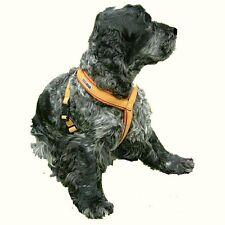 New Orange or Black Reflective Padded Dog Harness Jokke Finland