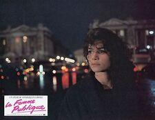 VALERIE KAPRISKY LA FEMME PUBLIQUE 1984 VINTAGE PHOTO LOBBY CARD N°8